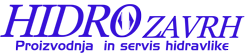 Hidro d.o.o. - Proizvodnja in servis hidravlike
